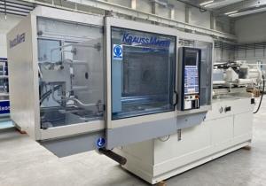 Krauss Maffei KM 150-1000 C2+ Injection moulding machine