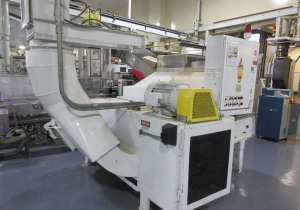 """60"""" Bloapco Floor Mounted Shredder Cardboard And Cores"""