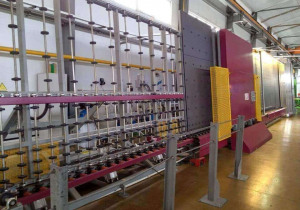 Lisec Insulated Glass Production