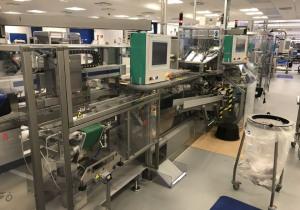 Marchesini MA352 Cartoning machine
