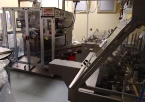 MARCHESINI MS235, BA50 Bagging machine - Vertical -  Sachet machine
