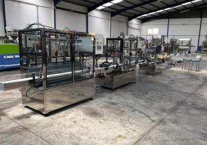 New MMG-LL-600 Bottling unit