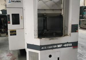 Used OKUMA MF-46VA Machining center - vertical