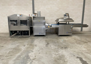 Reepack BT 1000DL, ST80, DT80 Thermoforming - Form, Fill and Seal Line