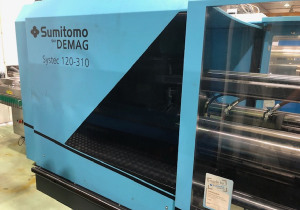 SUMITOMO DEMAG SYSTEC 120/470-310