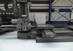 TOS W100 Floor type boring machine CNC