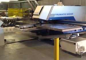 Trumpf TC 5000 R1300 CNC punching machine