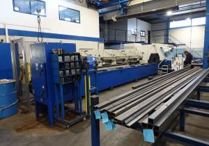 Trumpf TRULASER TUBE 5000 laser cutting machine