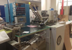 Uhlmann C 100 Cartoning machine / cartoner - Horizontal