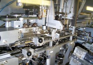 UHLMANN C130 Cartoning machine