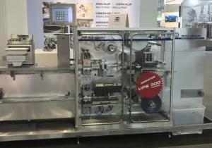 Uhlmann UPS 300 reloaded Blister machine