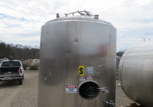 3000 Gallon Cre Stainless Steel