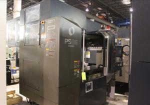 MAKINO PS95  CNC VMC
