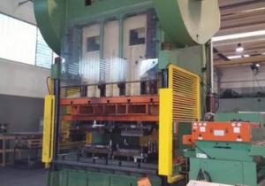Cotelli Press  200 ton