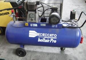 Ceccato Compressor  3 H
