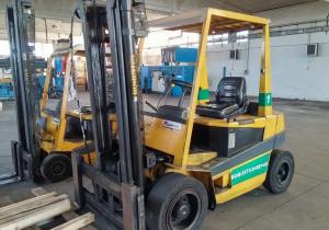 Robustus Forklift Truck