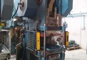Copress Press  130 ton