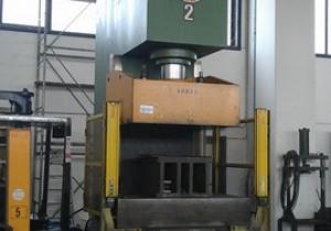 Galfer Press  150 ton