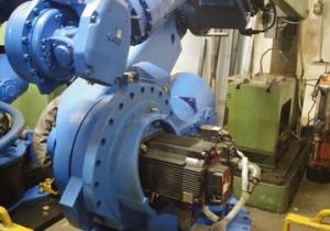 Motoman Robot  ES 165N