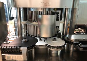 Seidenader MS-40 Ampoule/Vial Inspection Machine