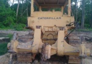 CAT 1971 D8H