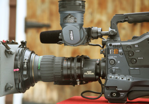 Panasonic AJ- HDX 900 Cam