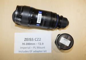 Zeiss CZ2 70-200 Zoom