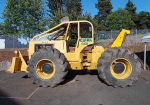 Clark Ranger 668 Log Skidder