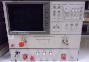 HP/Agilent 8703A Lightwave Component Analyzer