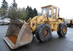 Caterpillar 966C Wheel Load
