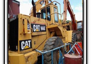 CAT 966e