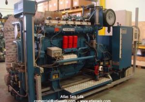 260 kW Gas Generator Guascor SFGLD 180