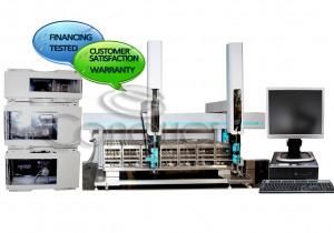 Agilent / CTC A 1100 PREP HPLC