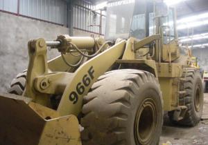 CAT 966F II
