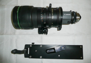 Canon J33a x 11B Zoom