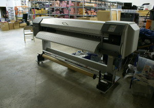 Mutoh Valuejet VJ-160