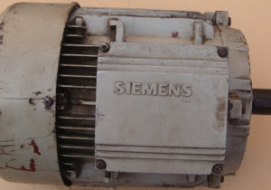 Siemens Electric Motor 5 kW