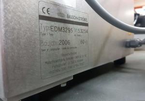 BAUSCH+STRÖBEL EDM3295 Volumet