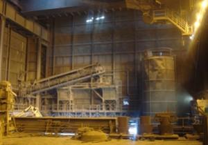 Tagliaferi-Tech EAF 150 tons
