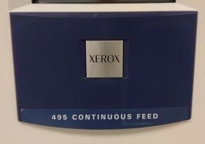 XEROX 495CF