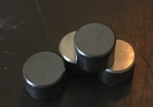 PDC CUTTERS Various sizes