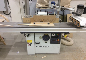 ROBLAND T 120 P - Spind