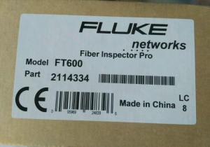 NEW Fluke Netwo FT630 FT650 FT6