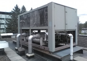 Carrier Roof To Liquid Chiller