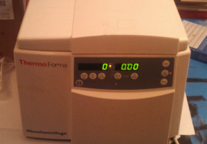 Thermo-Forma MicroCentrifuge