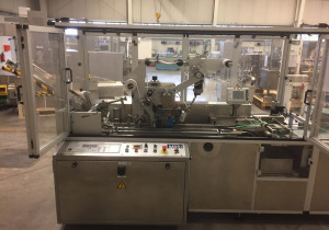 NERI ETA 400S vignette labelling machine