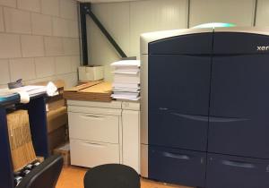 Xerox Color Pre 1000