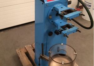 Gerus Injector Nozzle Test Stand