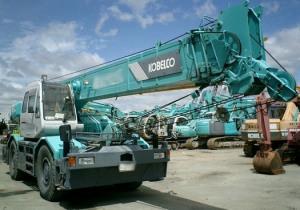 Kobelco  RK250-3 Rough T