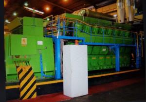Generator set MAK 16M32